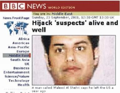 BBC: Waleed al-Shehri stále nažive.