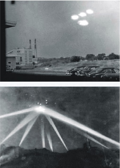 Snímky UFO obvykle nejsou příliš kvalitní