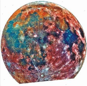 133. Co se skrývá na Měsíci?