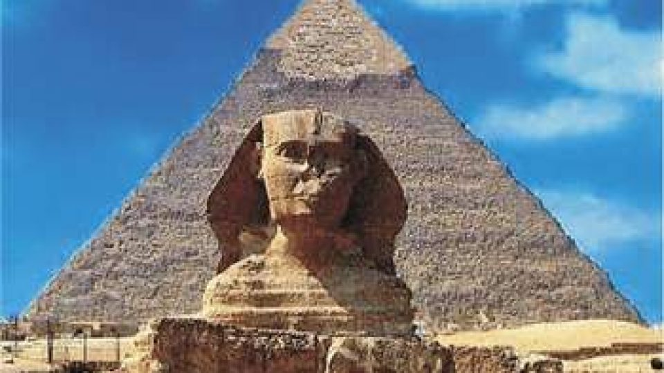 129. Egyptské pyramidy odhalují nové skutečnosti