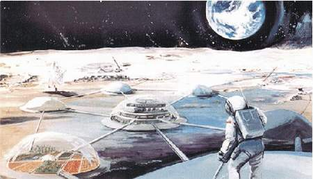 Ex-spolupracovník chce odhaliť tajomstvá NASA o Mesiaci