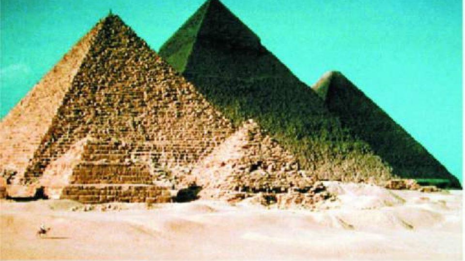 77. Tajemná energie z pyramid