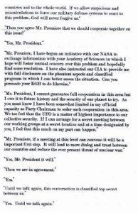 Zemřel americký prezident Kennedy z důvodu tajné schůzky se zástupci cizí inteligence?
