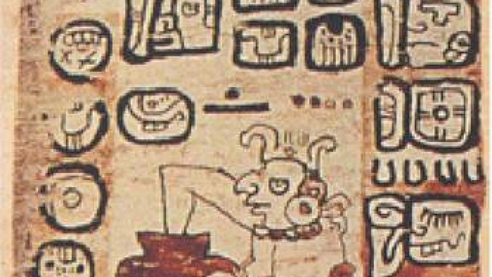 99. Příběh Mayské knihy mrtvých