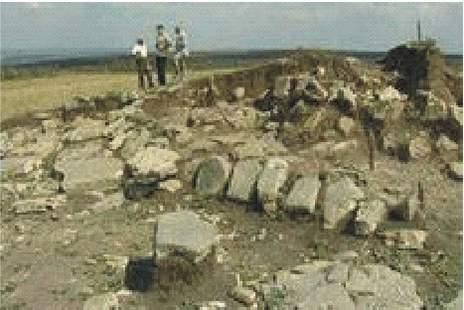 Na Ukrajině byly objeveny pyramidové stavby staré 5 tisíc let