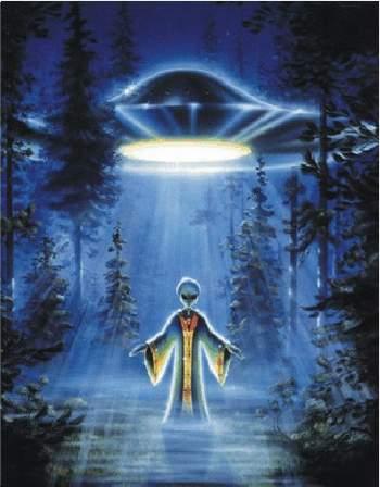 Nad Německem prolétlo extrémně rychlé UFO