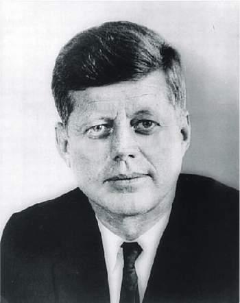 Kennedy a UFO