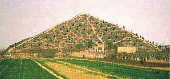 Přísně tajné čínské pyramidy