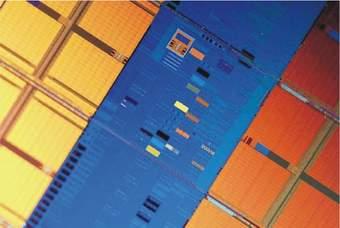 23. Přichází nejmenší procesor historie