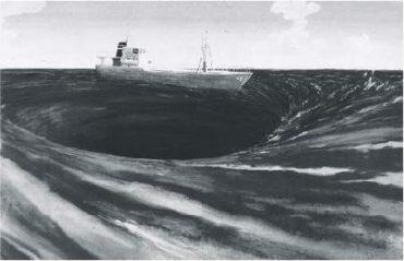 Prokletí a msta oceánu - Bitevní úmysly nepozemšťanů?