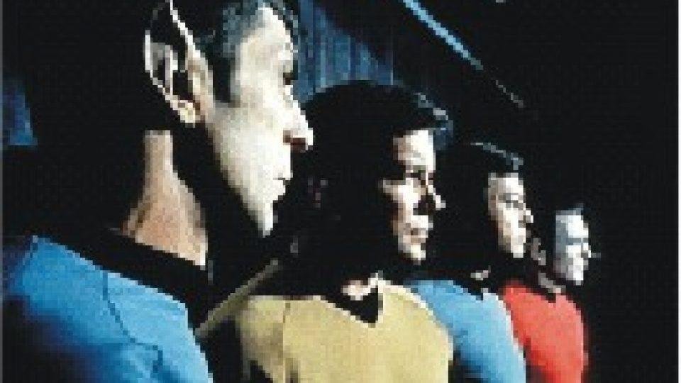 55. Star Trek versus Solar Warden – skutečná vesmírná flotila