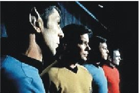 Star Trek versus Solar Warden – skutečná vesmírná flotila