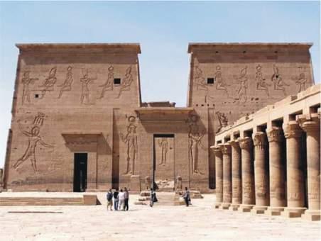 Tajné poselství Egypta