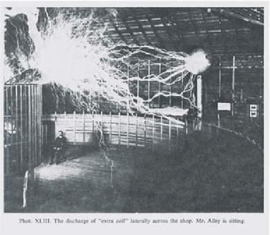 1. Tesla: Zářivá energie