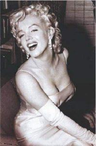 UFO a smrť Marilyn