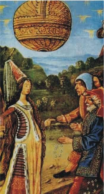 8) V roku 1338 vo Francúzsku neboli žiadne balóny