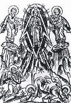 19) Ježiš v rakete