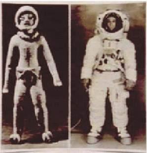 14b) porovnanie sošky a astronauta