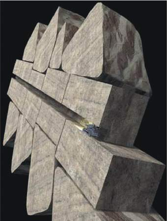 7. Utajené komnaty Velké pyramidy