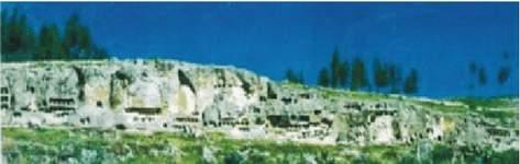 Vybudovali mimozemšťané jeskyně pod Ekvádorem?