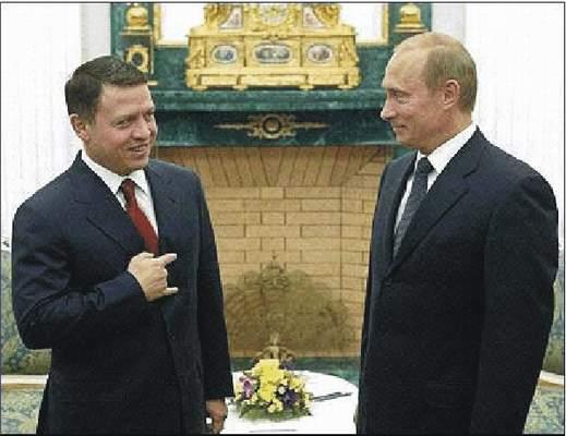 WOW - dokonca aj King Abdullah a Putin sú fanúšikovia, každý to robí!