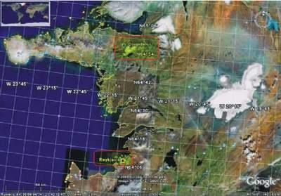 Podzemní vojenská základna na Islandu
