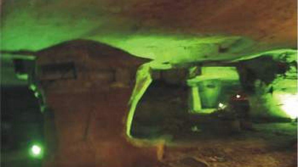 91. Tajemné jeskyně Chua-šan